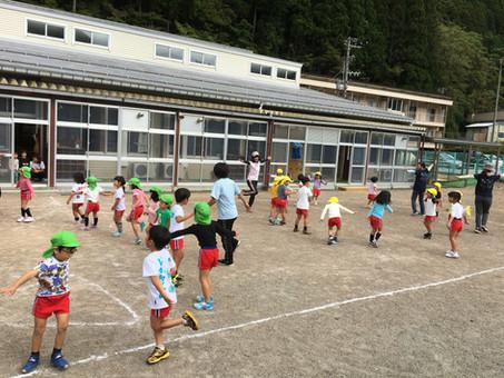 栃尾・本郷保育園交流会