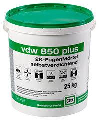 VDW 850 plus - för något bredare fogar