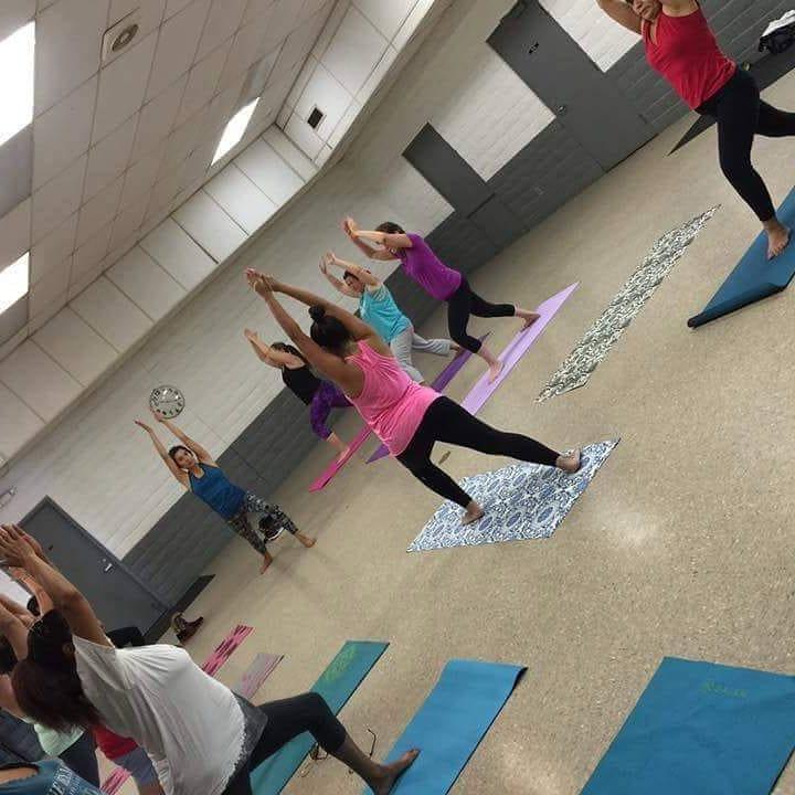 All Levels Vinyasa Yoga