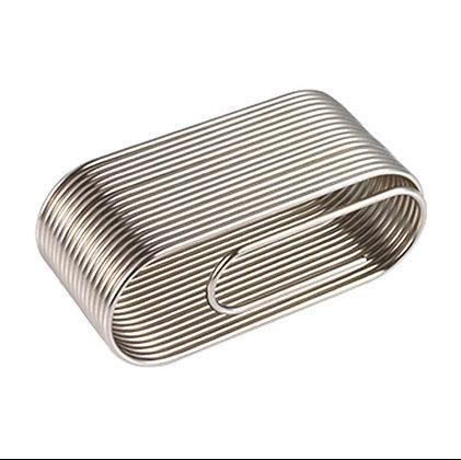 Big Clipビジネスカードホルダー(Silver)