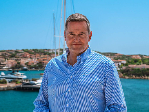 Michael Illbruck has been elected as the new Commodore of the Yacht Club Costa Smeralda