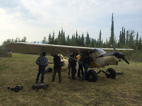 Rugged Productions is preparing to embark from Whitehorse, Yukon Territory, up north to the Arctic Ocean on a Polar Bear shoot for National Geographic.