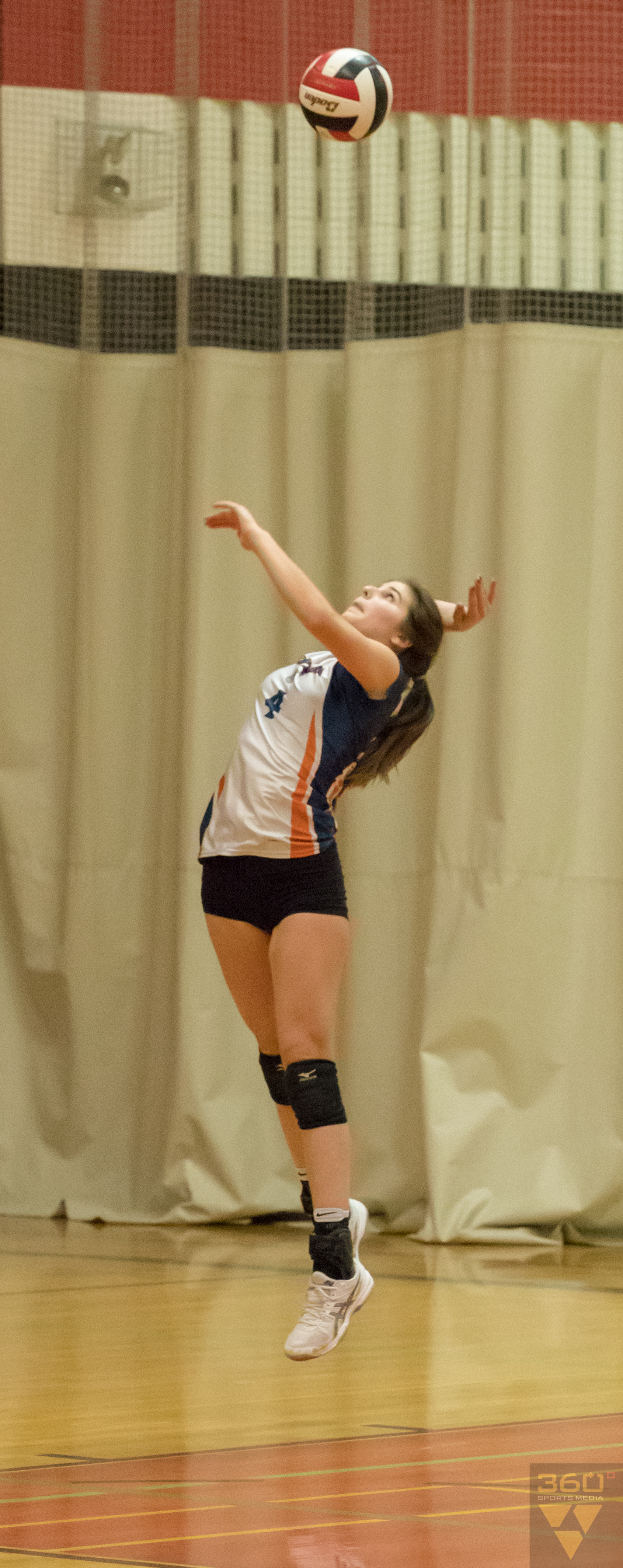 Gonzaga Girls Volleyball 2018-0426