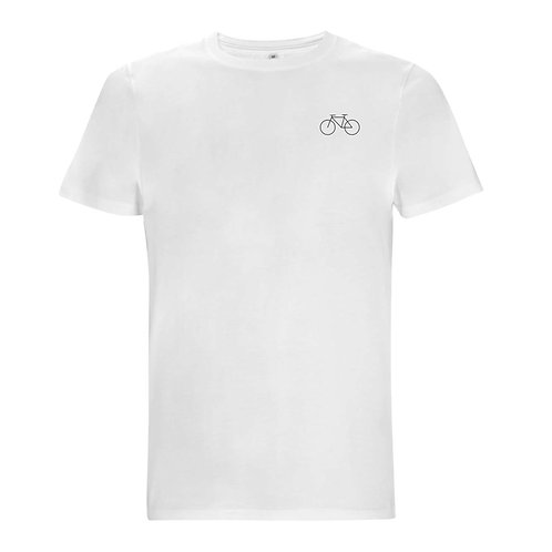 """Organic Herren-Shirt """"Rad"""""""