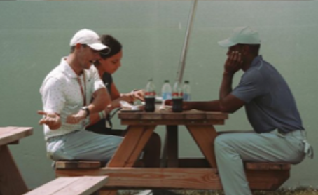 Tiger Woods & Rory McIIroy