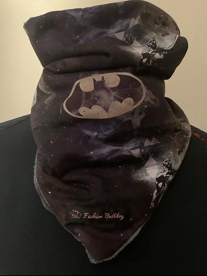 Snood Enfant Batman - Fashion Bulldog