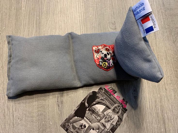 Bouillottes sèches aux graines de lin - Fashion Bulldog