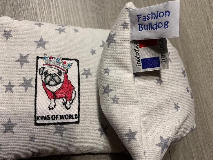 Bouillottes sèches aux graines de lin - Bulldog Anglais - Fashion Bulldog