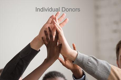 Private donations