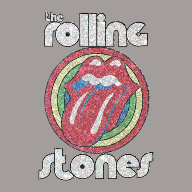 Rainbow Glitter Stoness