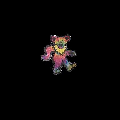 Glitter Dancing Bear