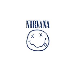 Navy Glitter Nirvana