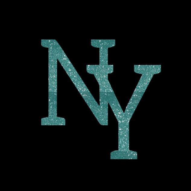 Green Glitter NY
