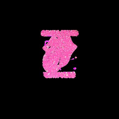 Pink Glitter R. Stones