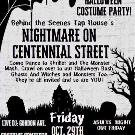 Nightmare on Centennial Street