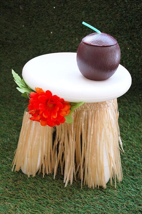 Moana Luau skirt for Stools