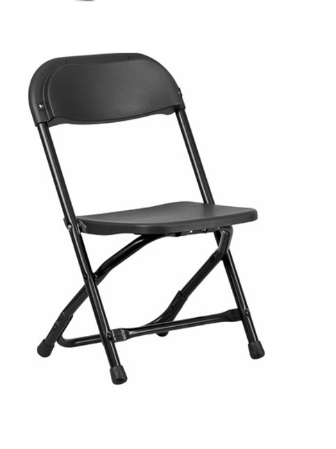 The Black Folding Chair