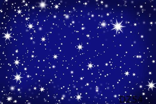 7x5FT Sky Star Backdrop Vinyl
