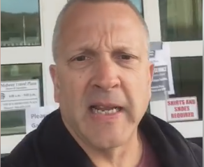 Metcalfe demands Wolf reopen rest stops for truck drivers