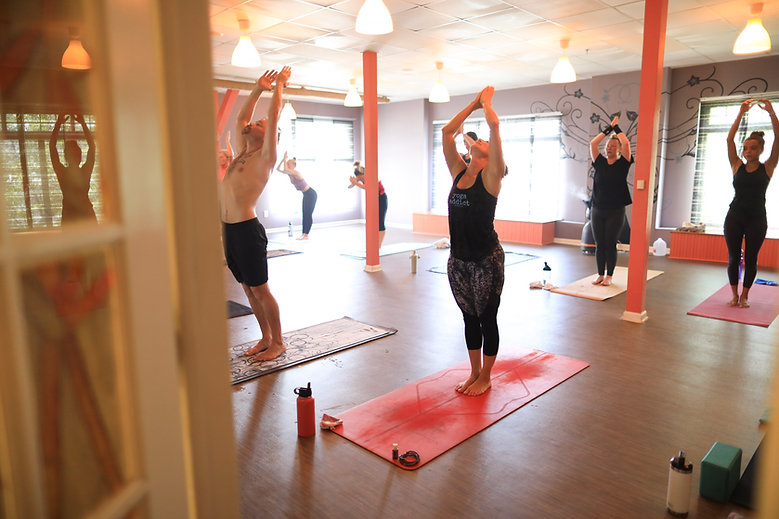 Yoga Classes Jersey Shore New Jersey
