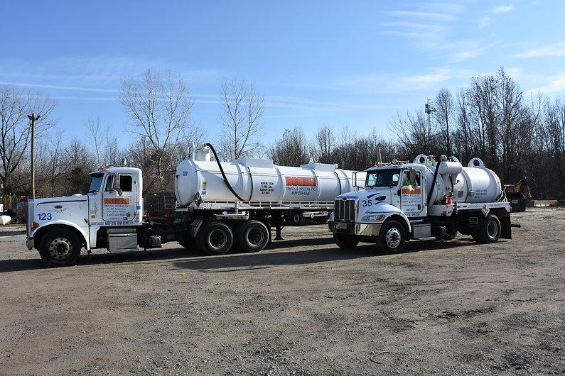 New Jersey Transportation and Disposal Trucks