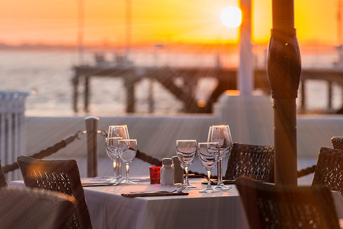 Jersey Shore Outdoor Restaurant Blanket Restaurant