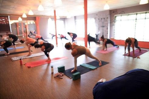 New Jersey Hot Yoga Studio Xhale