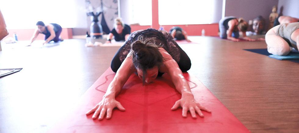 Yoga Classes New Jersey Xhale Hot Yoga