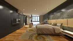 Bedroom sene 5.1 PS