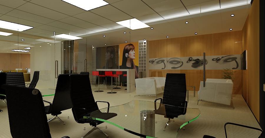 Jabra Office rendering 6