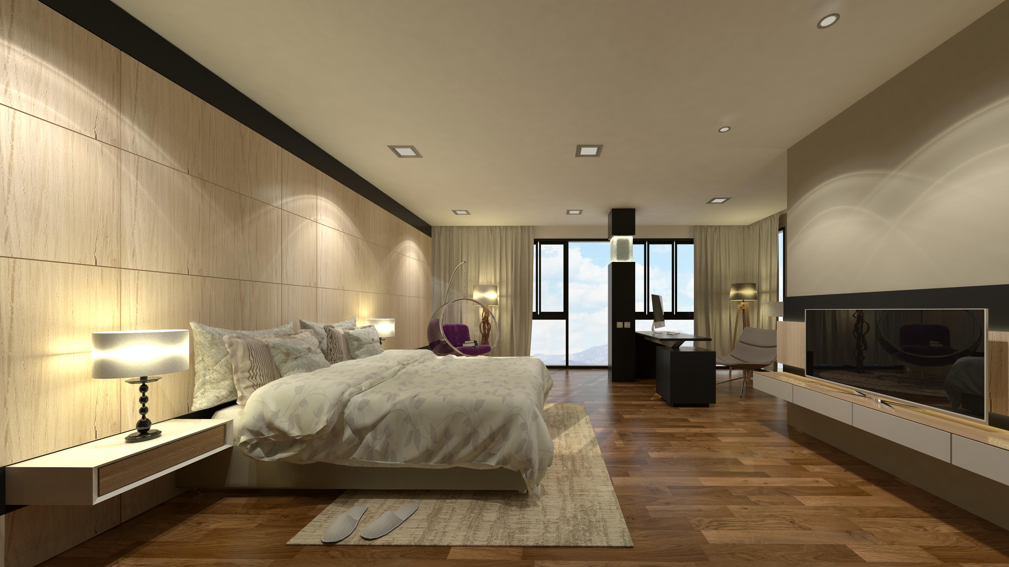 bedroom sene 4 PS