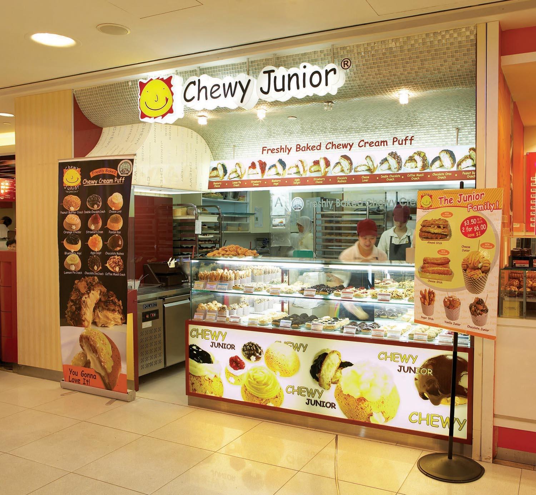 Chewy Junior _ Bugis Junction