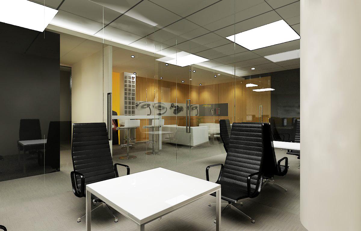 Jabra Office rendering 17