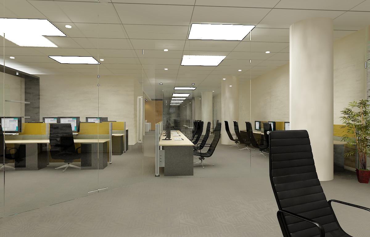 Jabra Office rendering 16