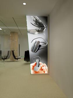 Jabra Office rendering 9