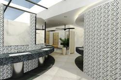 Male Washing Area