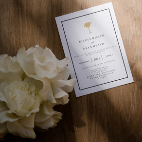 6 Tips to Keep your Wedding Day Organised