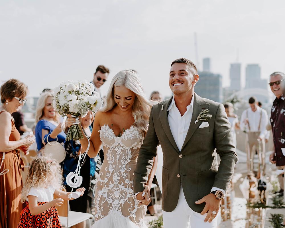 The Calile Wedding Photos