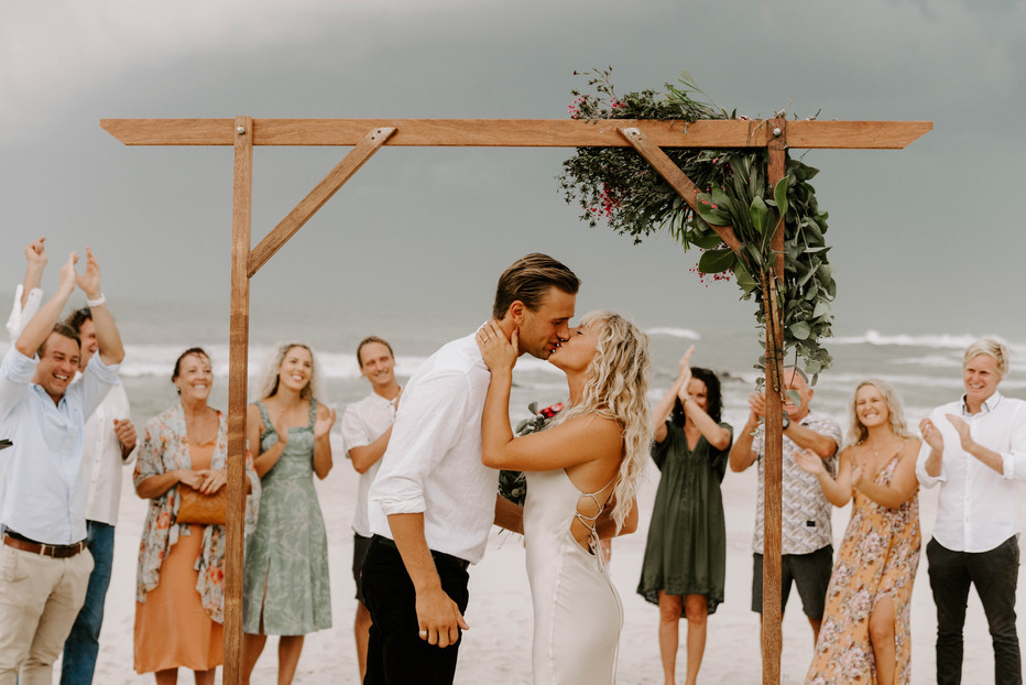 Elopement Weddings Australia