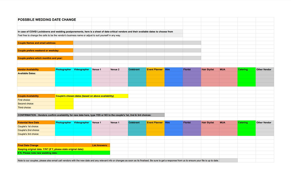 COVID-19-Lockdown-Wedding-Date-Contingency-Plan-Google-Sheets-The-Love-Archives