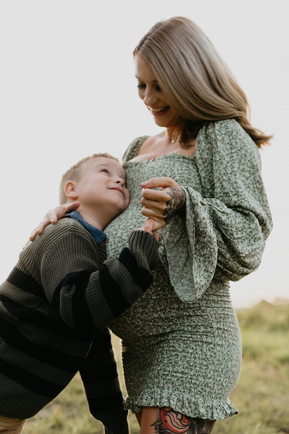 Family-Maternity-Photoshoot
