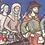 Thumbnail: Pilgertasche aus Leinen