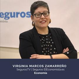 Virginia Marcos Zamarreno, Seguros TV