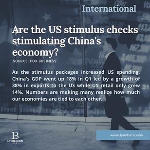 Are stimulus checks stimulating China's economy?
