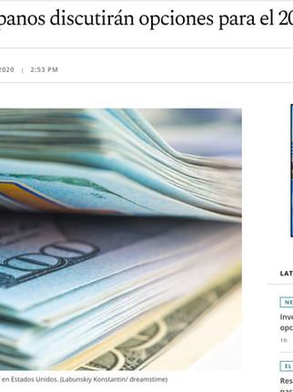 INVERSIONISTAS HISPANOS 2020 on the news