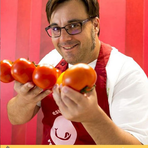 El famoso escritor culinario español Alfonso López (De Rechupete) se une al IQ Gastronomic Summit