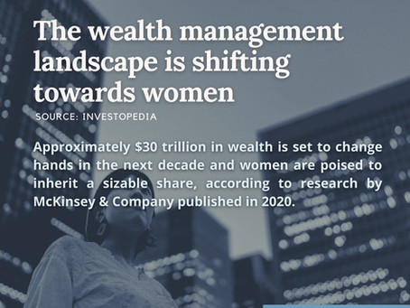 Women's Month: Women and the future of wealth management