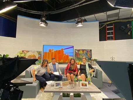 Juliana No and Ivaneska Calixto talk about the IQ Gastronomic Festival on Despierta Orlando