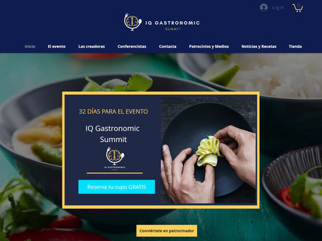 Hispanic gastronomic Summit launches agenda with celebrity chefs and well-known faces