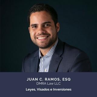 Juan Carlos Ramos, Esq., DMRA Law LLC